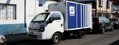 Diseño, decoración e impresión de diversos vehículos corporativas para diferentes empresas en un corto tiempo transcurrido. Trucks, Elapsed Time, Advertising, Truck, Cars