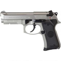 """Beretta 92FS Compact 9mm Luger 4.25"""" Bbl 13rds Inox/...  Find our speedloader now!  http://www.amazon.com/shops/raeind"""