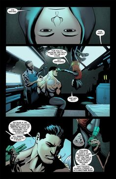 """you have plenty of moves that can take a life"" Bruce Wayne, Damian Wayne"