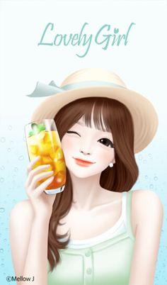 Enakei and lovely girl image