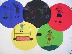 knutselen olympische spelen - Google zoeken