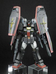 HGUC 1/144 GM [Gundam Thunderbolt Ver.] Ver.Damage