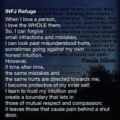 #infj                                                                                                                                                      More