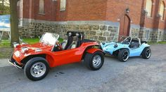 """Before VW prices went through the roof this was cheap fun"" KB Dune buggy"