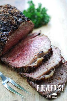 Tender, succulent and very flavorful, ribeye is my favorite cut of beef.