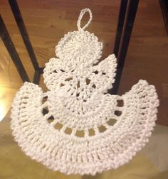 Ravelry: Crochet Thread Angel pattern by Teresa Richardson