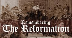 Reformation Day October 31