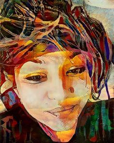 #Artist  #selfie #art #deepdream #deepdreamart #abstractwoman #psychedelic #creativearts #abstractart #artgallery #artist #myart #artwork #artfinder #trippy #trippyart #high #highlife #highsociety #instaart #digitalart #instagood #artfinder #fineart #modernart #artistsofig #artistsofinstagram #dreamscope #photomanipulation #whatever editedbyme by loonmausfat