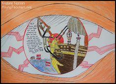 Young Teacher Love: Point of View Eyeballs! (what a fabulous idea!!!)