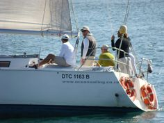 Sailing courses and training in Knysna