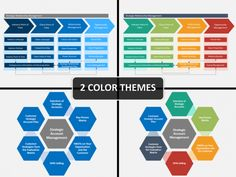Offline Marketing Presentation Template  Powerpoint Templates