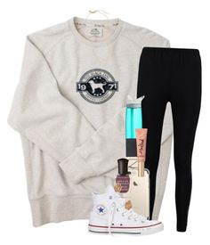 """""""Went through my old emails from the second grade and they are hilarious! """" by erinlmarkel ❤ liked on Polyvore featuring Boohoo, CamelBak, NARS Cosmetics, Converse, Too Faced Cosmetics, Madewell, Deborah Lippmann and Kendra Scott"""