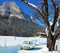 1965 Opel Kadett - Bavaria 1965 Opel calender