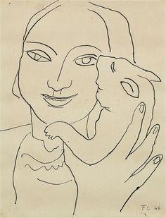 1955 Cubism Tableau Fernand 1881 Images Du Meilleures 240 Léger xwqU0P