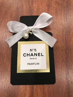 Excited to share the latest addition to my #etsy shop: Chanel Invitation #papergoods #cards #stationery #birthdayinvitations #chanelbirthday #chanelparty #partyinvitations #party #invitations