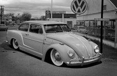 Early VW hybrid