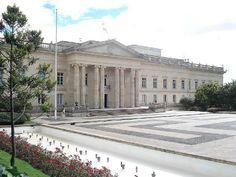 Casa de Nariño, residencia presidencial. Bogotá.