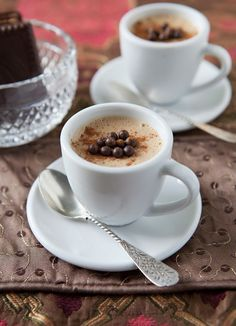 Coffee Bavarian Cream