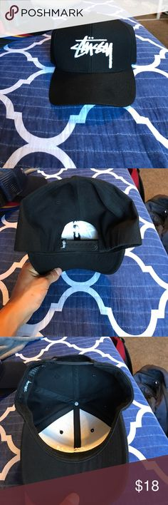 STUSSY SnapBack 10/10 condition! Hat is in perfect condition Stussy Accessories Hats