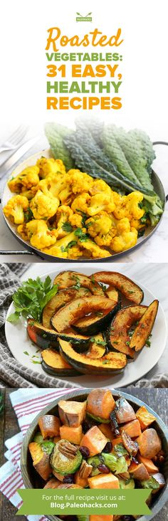 Crunchy, flavorful, and deliciously healthy - these roasted veggie recipes are here to revitalize your dinner menu. Roasted Vegetable Lasagna, Roasted Vegetable Medley, Roasted Vegetable Recipes, Veggie Recipes, Appetizer Recipes, Vegetarian Recipes, Healthy Recipes, Supper Recipes, Vegetable Dishes