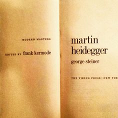 "heidegger and the origin of the work of art essay That work, however, lacked the clarity and force of other writings of the 1930s, such as the powerful essay ""the origin of the work of art"" (1936) perhaps the consummate statement of heidegger's later philosophy is the ""letter on humanism"" (1946."