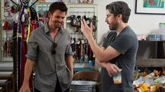 'Casual' a hit for Hulu and Birmingham's Tommy Dewey Jason Reitman, Fun Icebreakers, Golden Globe Nominations, Alabama News, The Mindy Project, First Tv, New Series, Birmingham, Pop Culture