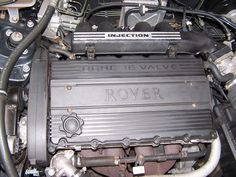 Rover 420 2.0 Dohc Valve 1997 - Engine Engineering, Car, Automobile, Vehicles, Cars, Autos, Architectural Engineering