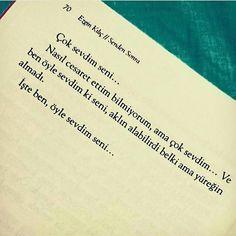 """Gefällt 1,725 Mal, 17 Kommentare - Ezgin KILIÇ (@ezgin_kilic) auf Instagram: """"Affet, bu gece seni sevmekten vazgeçtim… Çünkü seni özlemeye artık tahammülüm yok. Üstelik bir gün…"""""""