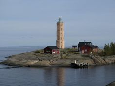 Söderskär lighthouse, Finland