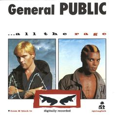 General Public - ....All The Rage