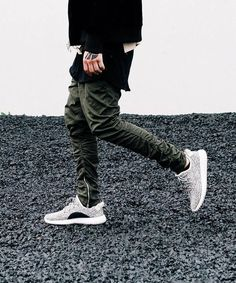 Justin bieber brand style side zipper men slim fit casual mens hip hop jogger biker pants swag sweatpants skinny trousers olive - Mountain Bikes For Sale Harem Pants Men, Biker Pants, Jogger Pants, Trousers Mens, Army Pants, Men's Pants, Cropped Pants, Hip Hop Fashion, Fashion Pants