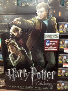 Harry Potter corrugate