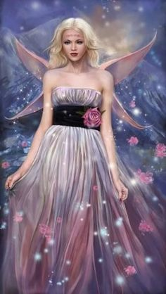 """angel (^.^) Thanks, Pinterest Pinners, for stopping by, viewing, re-pinning, following my boards. Have a beautiful day! ^..^ and """"Feel free to share on Pinterest ^..^ #fairytales4kids #elfs #Fantasy"""