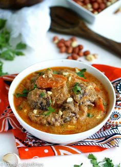 maafe west african peanut soup maafe west african peanut soup beef ...