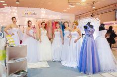 Najkrajšie šaty na svadobnej výstave