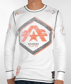 American Fighter Sterling Thermal Shirt - Men's Shirts/Tops   Buckle