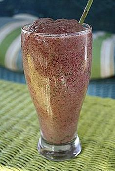 Summer Solstice Berry Smoothie: Don't worry, you can make the Summer solstice berry smoothie all year long by using frozen berries in the recipe. The addition of spinach gives the drink a nice nutrient boost!