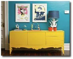Yellow-Ikea-Chest-featured-on-Design-Sponge-Online.jpg 505×407 pixels