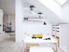 kids attic playroom / bawialnia na poddaszu / lego / ikea Playroom, Ikea, Lego, Furniture, Home Decor, Game Room Kids, Decoration Home, Ikea Co, Room Decor