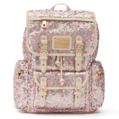 Juicy+Couture+Lacey+Sequined+Backpack