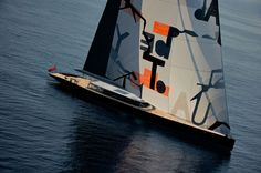 66 meter Vitters sailing yacht AGLAIA by Dubois Naval Architects <3