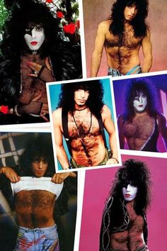 Rock N Roll Music, Rock And Roll, Kiss Members, Vinnie Vincent, Kiss Images, Eric Carr, Peter Criss, Kiss Photo, Paul Stanley