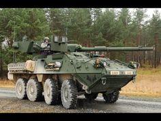 US – Stryker Interim Armored Vehicles
