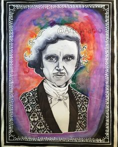 Gene Wilder Portrait by Artdynamo