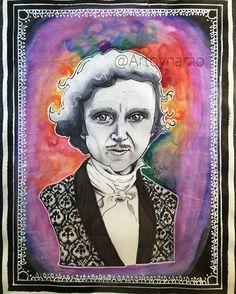 Gene Wilder Portrait by Artdynamo