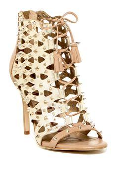 Sam Edelman Allison Spiked Cutout Heel Sandal $109.97