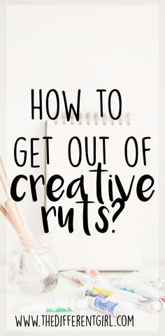 How to get out of creative ruts Christian Girls, Christian Living, Bible Plan, Inspirational Articles, Feeling Stuck, Christian Encouragement, Christian Inspiration, Faith Quotes, Helping Others