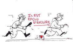 Il est exclu d'exclure! #exclusion