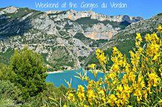 TheGorges du Verdonor Verdon Gorge is locatedin the Alpes-de-Haute-Provence region of France. The Gorges ends at theLac de Sainte-Croix.