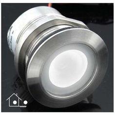 awesome Domus - Cool White LED Inground Light Thread 2 Spot